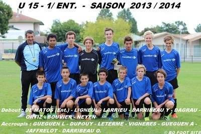 U15-1-FC Born entente