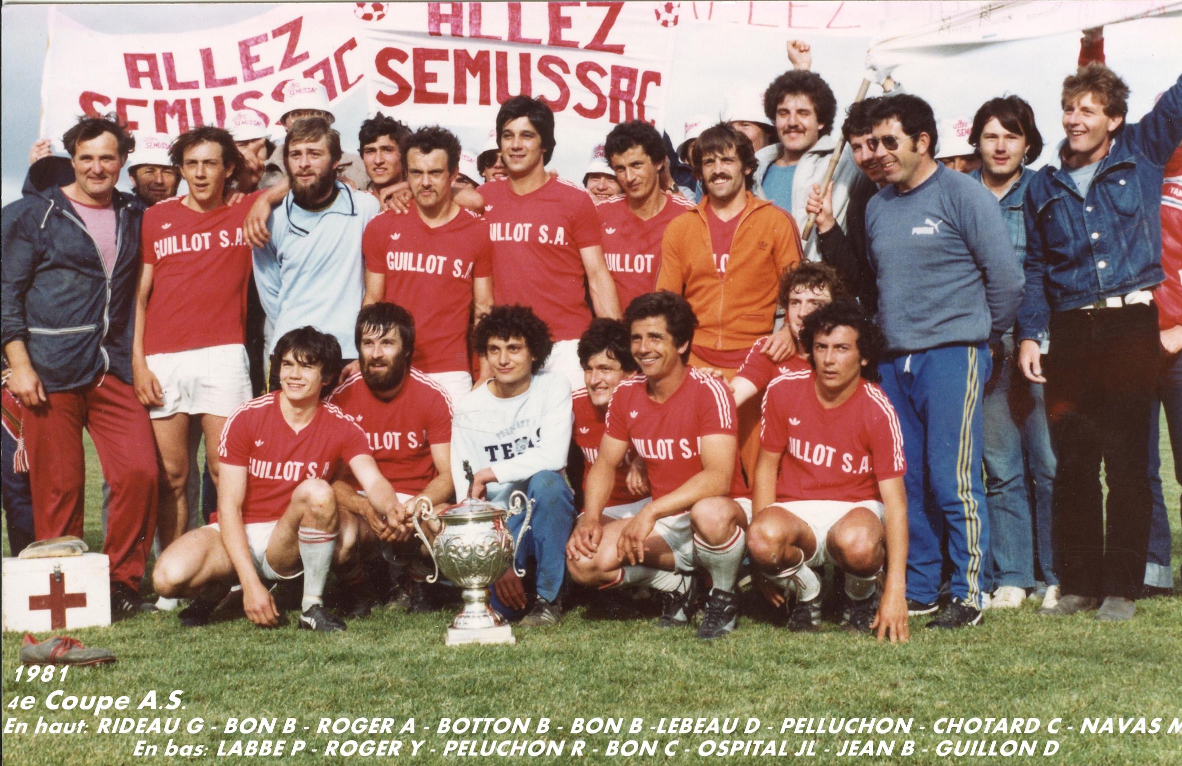 1975- 3e Coupe Aunis Saintonge