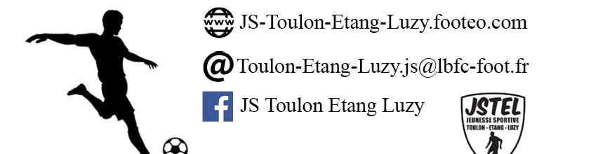 Jeunesse Sportive Toulon-Etang-Luzy : site officiel du club de foot de TOULON SUR ARROUX - footeo