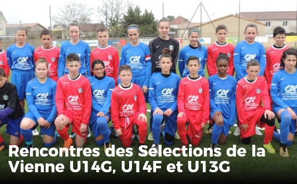 Sélection de la Vienne U14