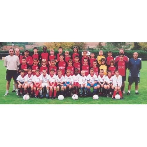 École de foot - Débutants