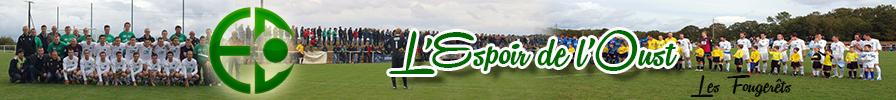 Espoir de l'Oust Les Fougerets : site officiel du club de foot de LES FOUGERETS - footeo