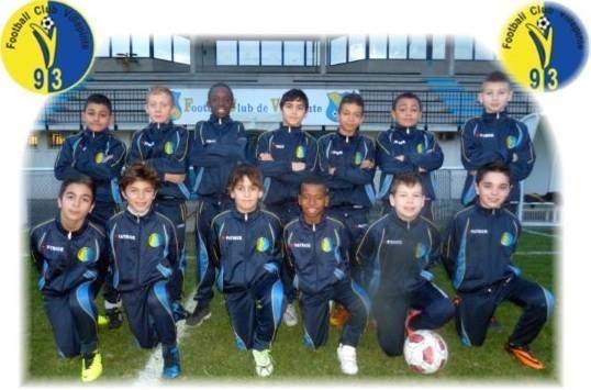 F.C Villepinte (U11)