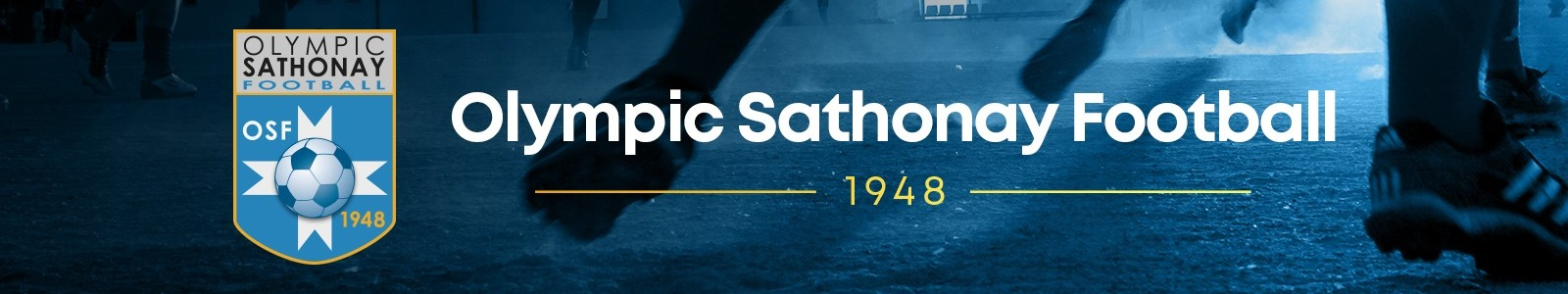 Olympic Sathonay Foot : site officiel du club de foot de SATHONAY CAMP - footeo