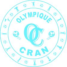 Logo club - Olympique de Cran