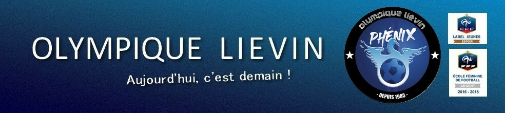 OLYMPIQUE LIEVIN : site officiel du club de foot de LIEVIN - footeo