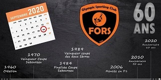 Olympic Sporting Club de Fors : site officiel du club de foot de FORS - footeo