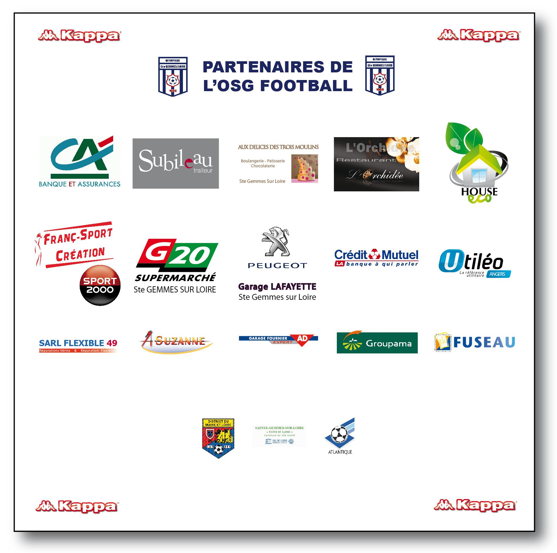 Panneau Sponsor OSG 2013