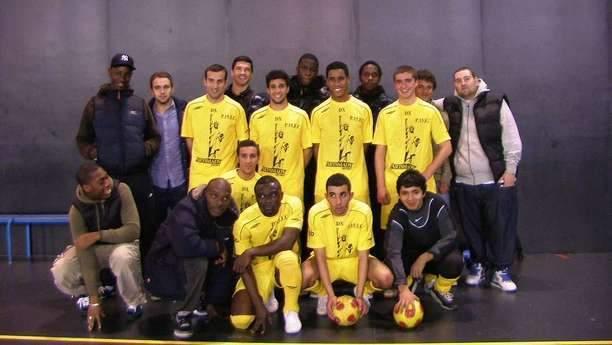 PARIS 15 FUTSAL CLUB 1