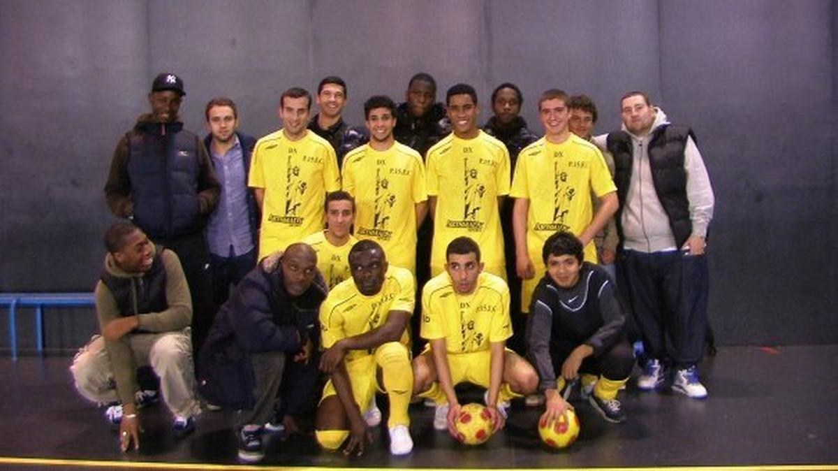 PARIS 15 FUTSAL CLUB