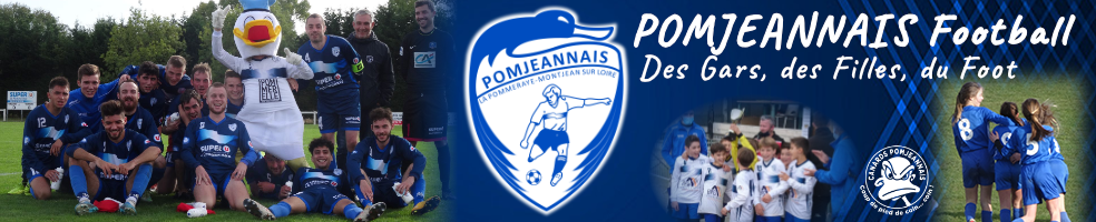 POMJEANNAIS J.A FOOTBALL : site officiel du club de foot de LA POMMERAYE - footeo