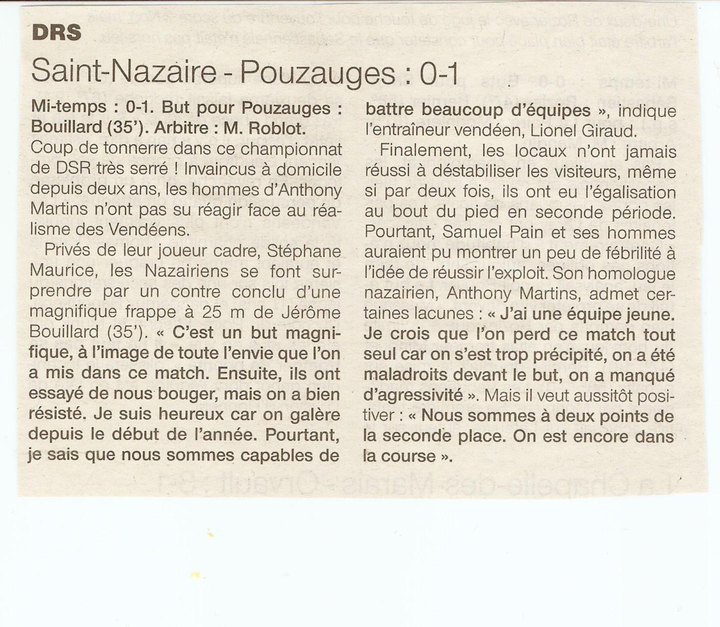 P.A.C 1-ST NAZAIRE