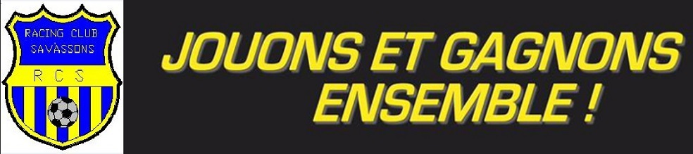 RC SAVASSON : site officiel du club de foot de SAVASSE - footeo