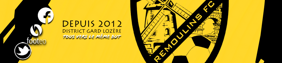 REMOULINS FOOTBALL CLUB : site officiel du club de foot de REMOULINS - footeo