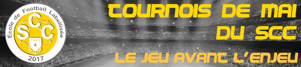 Les Tournois du SCC : site officiel du tournoi de foot de COURTHEZON - footeo