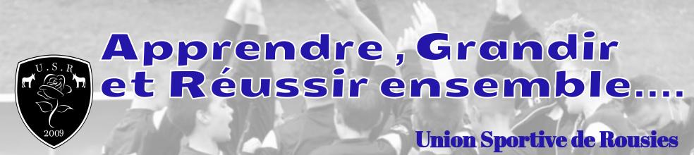 USR : site officiel du club de foot de ROUSIES - footeo