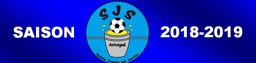 SAINTE JAMME SP : site officiel du club de foot de SAINTE JAMME SUR SARTHE - footeo