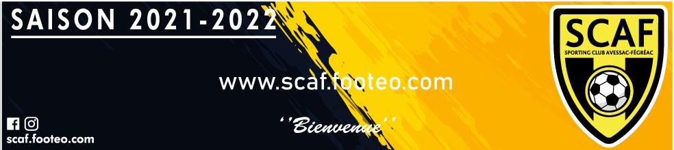 Sporting Club Avessac-Fégréac : site officiel du club de foot de AVESSAC - footeo