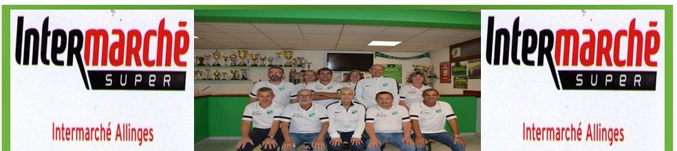 SOCIETE SPORTIVE ALLINGES : site officiel du club de foot de ALLINGES - footeo