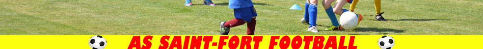 A.S. St-Fort Football : site officiel du club de foot de ST FORT - footeo