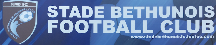 STADE BETHUNOIS FOOTBALL CLUB : site officiel du club de foot de BETHUNE - footeo