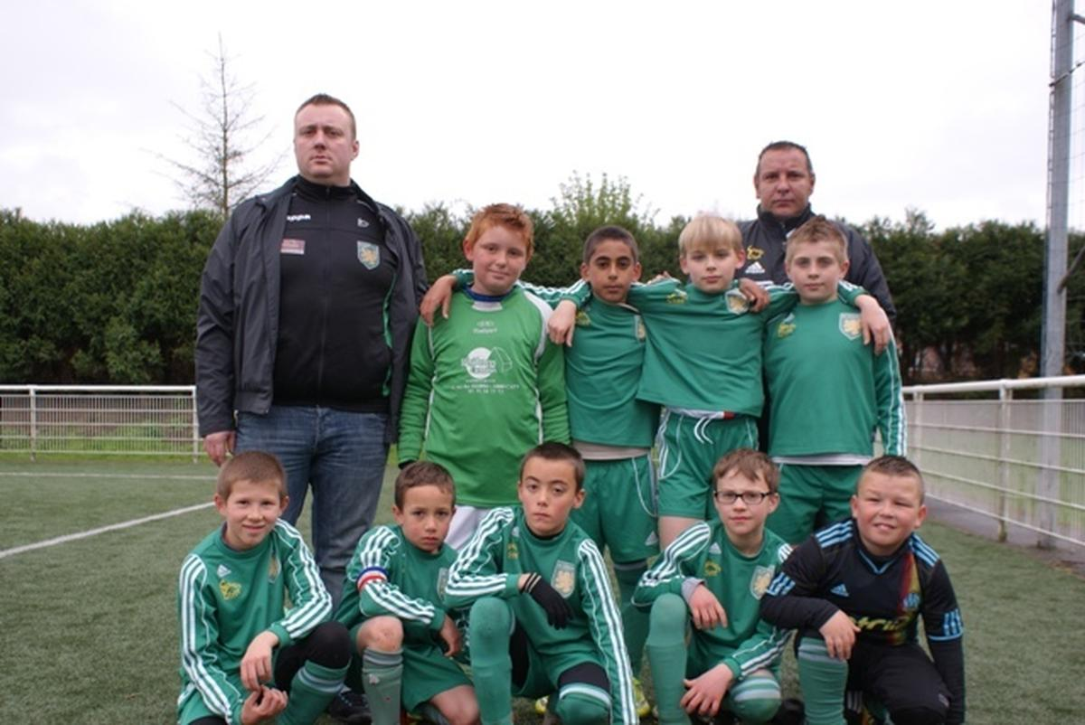 S.C. FEIGNIES - U11 ANS