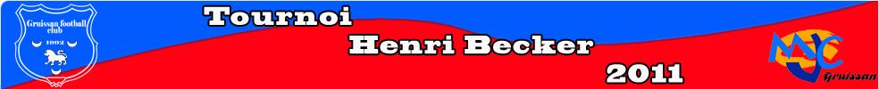 Henri Becker : site officiel du tournoi de foot de GRUISSAN - footeo
