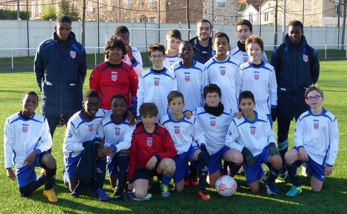 Album Match Des U13 Uac Paris Contre Charenton Le