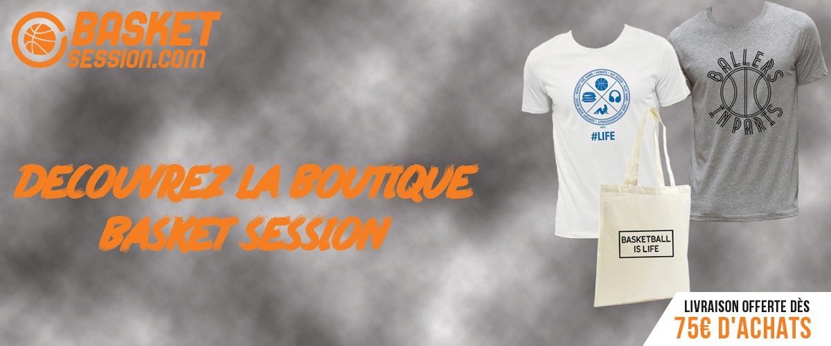 the latest c33cd 5eb5e La boutique officielle Basket Session