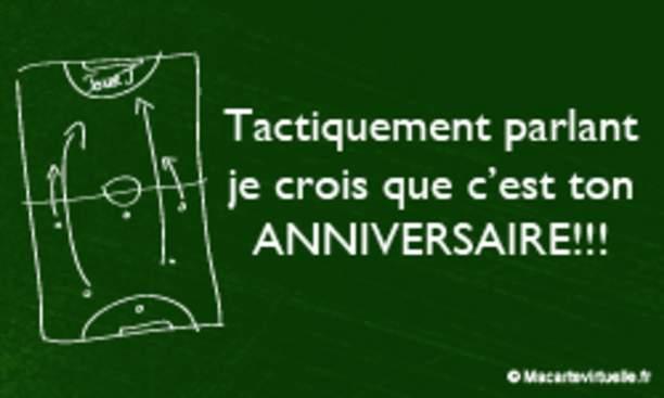 Actualite Joyeux Anniversaire Coach Club Football Site Officiel