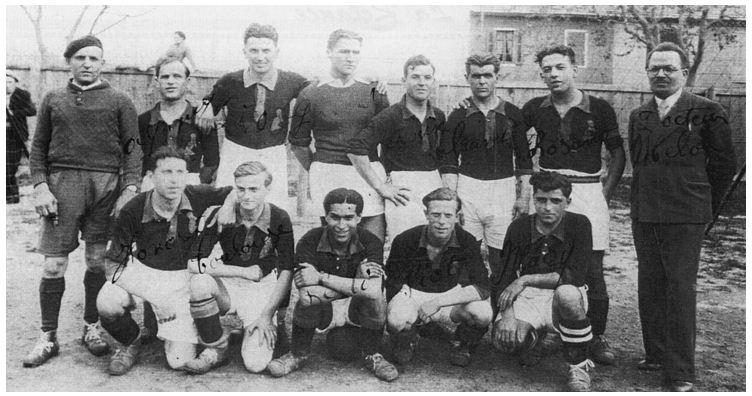 equipe 1936