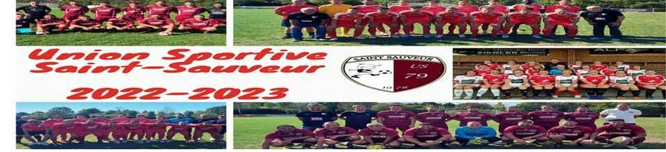 UNION SPORTIVE ST SAUVEUR : site officiel du club de foot de ST SAUVEUR DE GIVRE EN MA - footeo