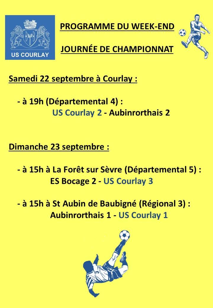 2018_09_20 Matchs_au_programme_du_week_end_V02