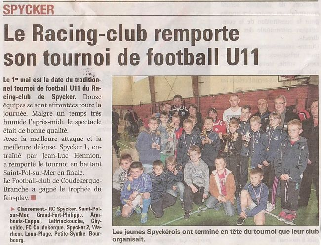 tournoi d eSpycker