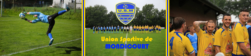 Union Sportive de Mondicourt : site officiel du club de foot de MONDICOURT - footeo