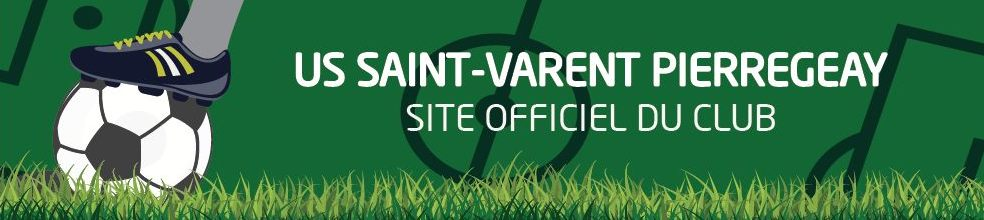 US Saint-Varent Pierregeay : site officiel du club de foot de ST VARENT - footeo