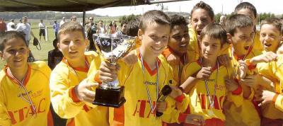 Les Toucycois achèvent leur saison de la plus belle des manières avec cette Coupe de l'Yonne