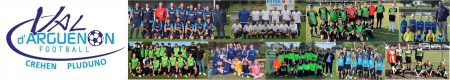 VAL ARGUENON FOOTBALL CREHEN PLUDUNO : site officiel du club de foot de CREHEN - footeo