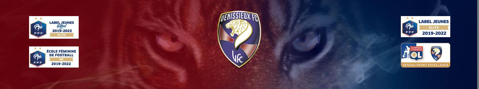 Vénissieux FC : site officiel du club de foot de Vénissieux - footeo