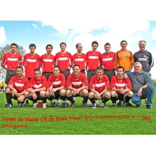 Seniors équipe A